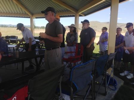 September 2018 Gudgeon Base Picnic Photos