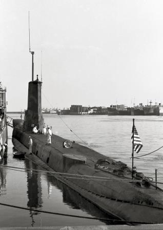 USS Sea Poacher (SS-406)
